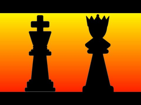 How to Checkmate with King and Queen - Beginner to Chess Master #1