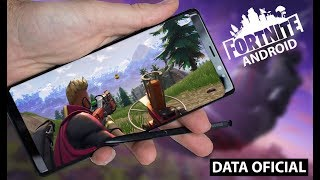FORTNITE FOR ANDROID, REAL OFFICIAL LAING DATE-GiroMobile