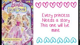 Gambar cover Barbie and the Secret Door - What's Gonna Happen (REPRISE) w/lyrics