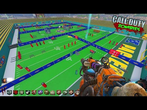 SUPER BOWL XXXII ZOMBIES!!! (Call of Duty Black Ops 3 Custom Zombies)