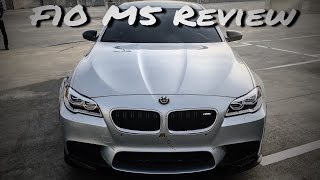 Why You Need an F10 M5 | BMW M5 Review