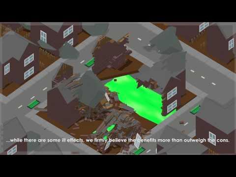 Regeneration Final Animation - Unit 4 Graphics A-Level
