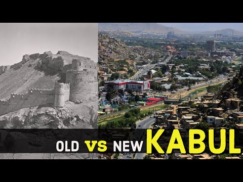 Kabul | Cities Around The World | A History Of An Ancient Glorious City Kabul.