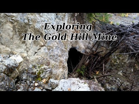 Hunting For Galenas At The Gold Hill Mine