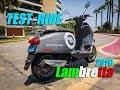 Test Ride / Nueva Lambretta V125 Efi / Motolife / Carlos Palomino