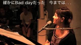 ダニエルパウター「Bad day」日本語カバーのライブ映像です。 僕らの魔...