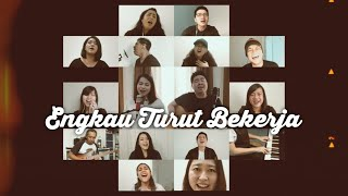 Billy & Sally Simpson - Engkau Turut Bekerja (Cover) - With Our Friends from JPCC Worship