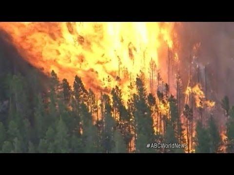 Colorado Wildfire Destroys 1 Million Acres