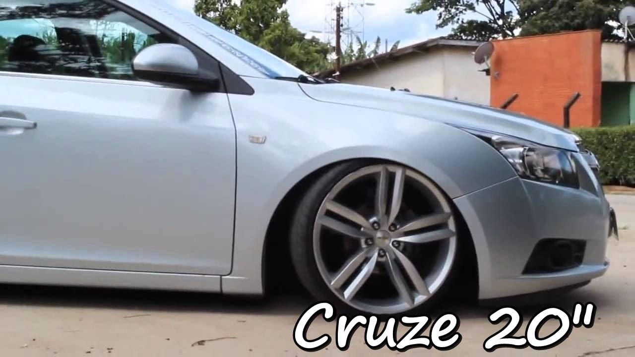 2017 Chevy Cruze >> Cruze Aro 20' Chevrolet Cruze (A lei quem faz é nois!) - YouTube