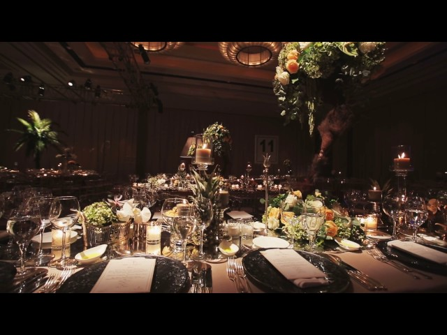 Stunning Formal Event by Top Corporate Event Planner