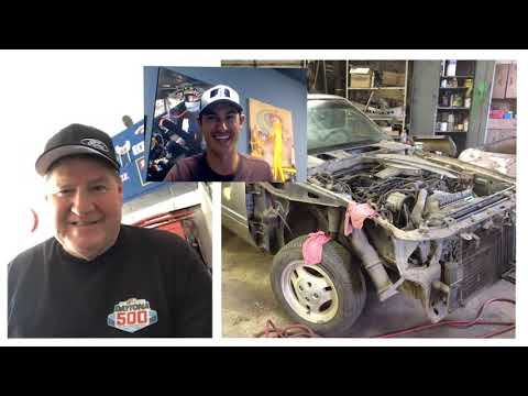 Carography with Joey Logano Episode 4: Fox Body Edition