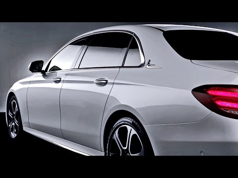OFFICIAL: 2017 Mercedes E-Class Long-Wheelbase
