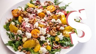 Rainbow Salad Recipe - 3 Meal Plan (lunch)