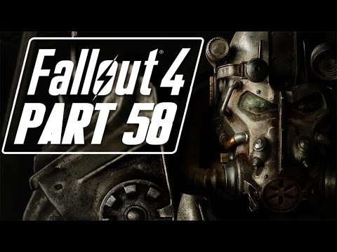 "Fallout 4 - Let's Play - Part 58 - ""Cait Romance And A Bartender's Drug Plan"""