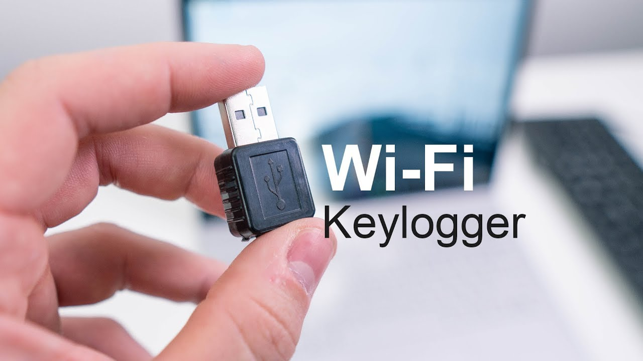 Keyboard Keylogger - USB Extension Cable - WiFi