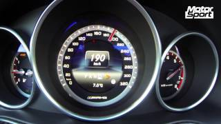 0-305 km/h : Mercedes E 63 AMG S 4 MATIC (Motorsport)