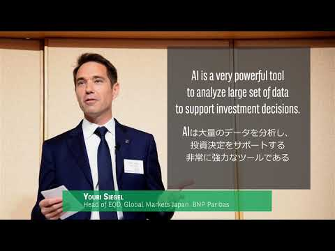 BNP Paribas Quant Forum AI, Machine Learning And Systematic Investing