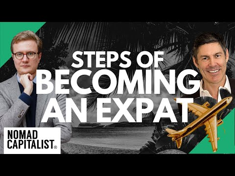 Fundamental Steps of Becoming an Expat