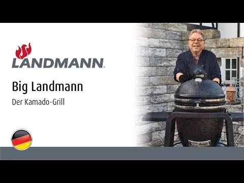 6b527eac817 Big Landmann - Der Kamado-Grill - YouTube