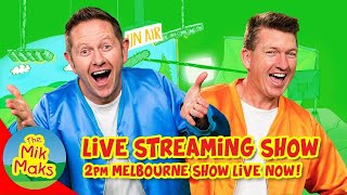 The Mik Maks Live | Kids Songs and Nursery Rhymes | 21th May Show
