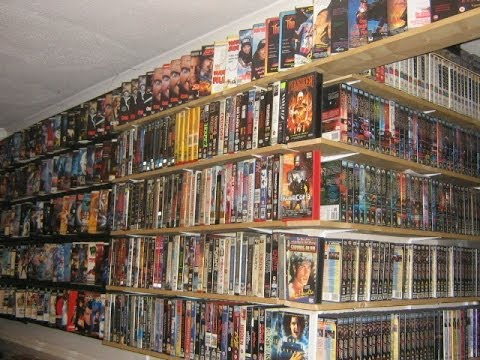 The History Of Home Movie Entertainment