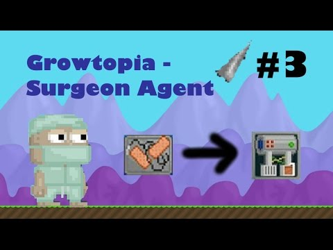 steel chair growtopia indoor lounge covers surgeon agent 3 getting spike youtube