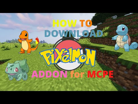 How to Download Pokemon addon for MCPE   Tech and Gaming Corner