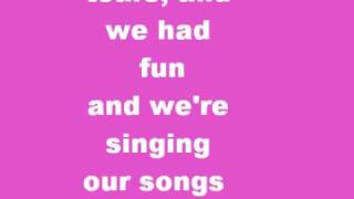 Deutschland sucht den Superstar - we have a dream lyrics