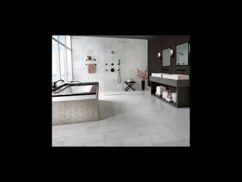 4 In X 12 White Oak Subway Honed Limestone Floor And Wall Tile