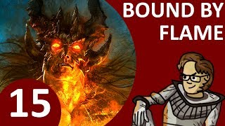 Let's Play Bound By Flame Part 15 -  Let's Kill Every Party Member (PS4 Pyromancer Buffalo)