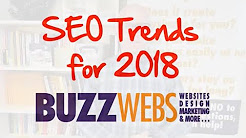 Our take on SEO Trends for 2018