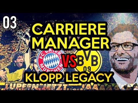 "FIFA 16 - ""Klopp Legacy"" Borussia Dortmund #03 | PS4"