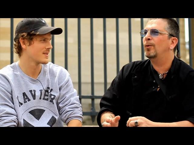 Interview Fred Ericksen par SuperHeco