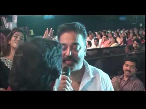 Kamal Sings Thenpandi Seemayile Song||கமல் பாடியா தென்பாண்டி சீமையலே பாடல்