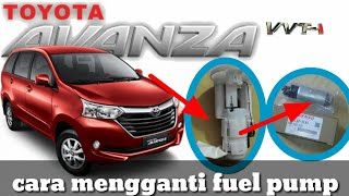 Video Cara mengganti fuel pump avanza | pompa injeksi download MP3, 3GP, MP4, WEBM, AVI, FLV November 2018
