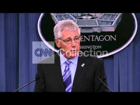 PENTAGON SEXUAL ASSAULT- HAGEL-50 PERCENT INCREAS