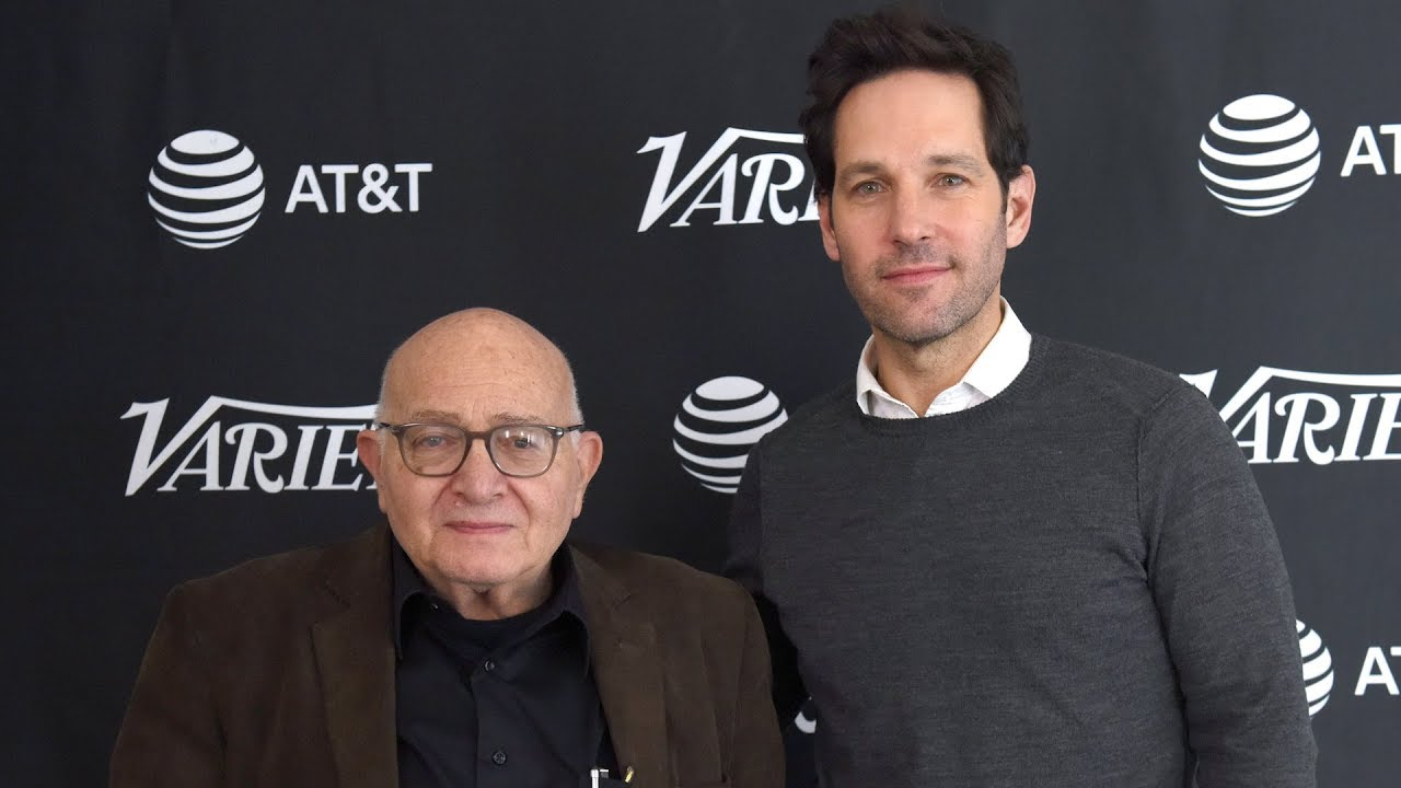 Download Paul Rudd and director Ben Lewin on 'The Catcher Was A Spy'