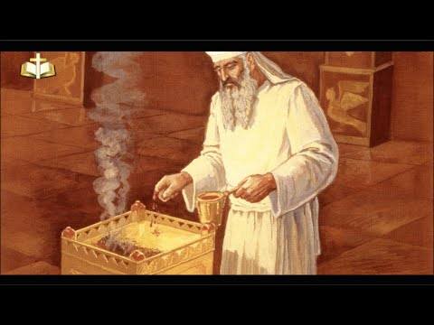 Ex 30 : l'autel de l'encens - YouTube