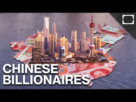 Why Does China Have So Many Billionaires?