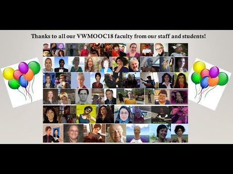 Course: VWMOOC19 (Virtual Worlds MOOC for 2019)
