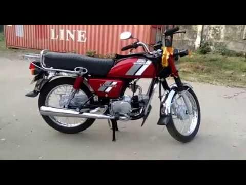 945f40300a6 Hero Honda CD 100 SS genuine PAINTED Bike.