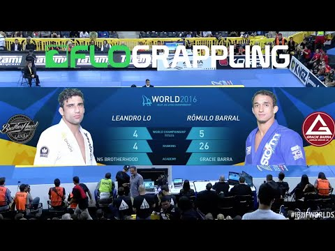 Leandro Lo VS Romulo Barral / World Championship 2016