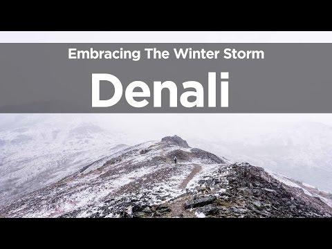 Alaska Bound 14: Embracing the Winter Storm in Denali