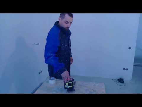 Проверка лазерного уровня на точность.(ОЧЕНЬ ВАЖНО!!!)