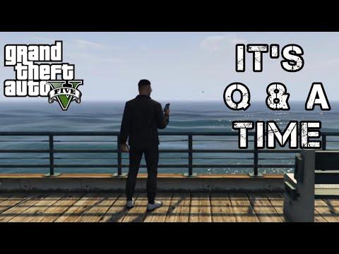 It's Q & A Time [youtube Rewind Parody]