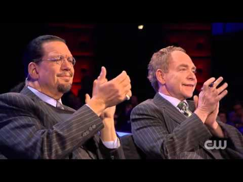 Victor and Diamond on Penn&Teller