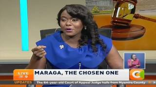 Opinion Court: Maraga, The chosen one