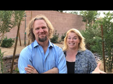 Kody and Janelle Brown Are Excited For Logan's Engagement!   Sister Wives