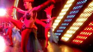 Paris Lo In the Opening WORLD FAMOUS FOLIES BERGERE 2005-2009 Dance