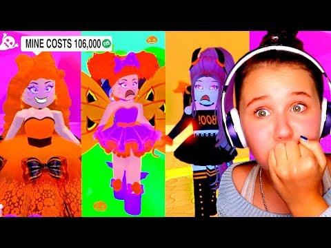 If You Win the Halloween Ballroom Dance you Get $26,000!! Roblox Royale High